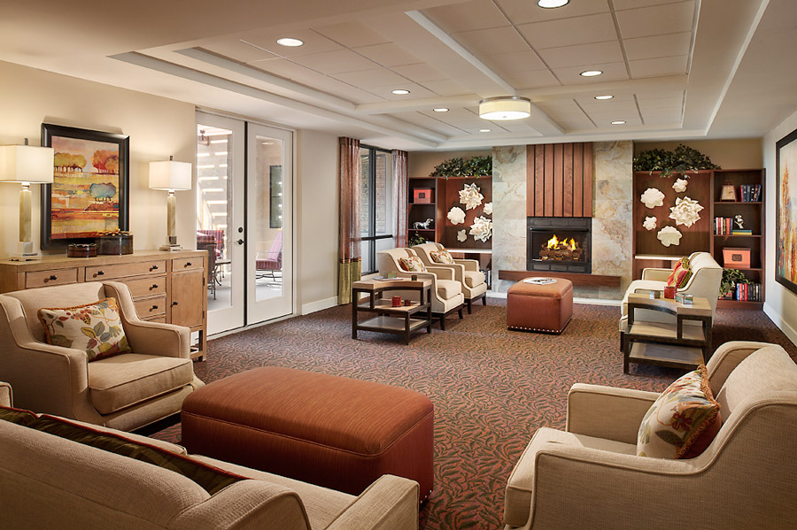 Assisted living scottsdale az morningstar at arcadia - Senior living interior design firms ...
