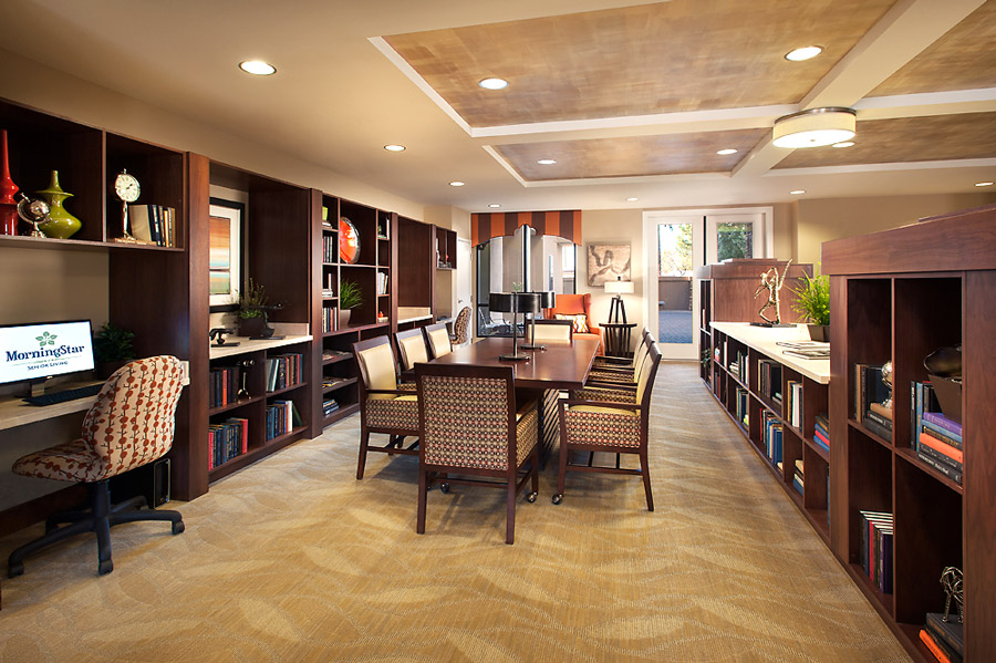 Assisted Living Homes Phoenix Morningstar At Arcadia