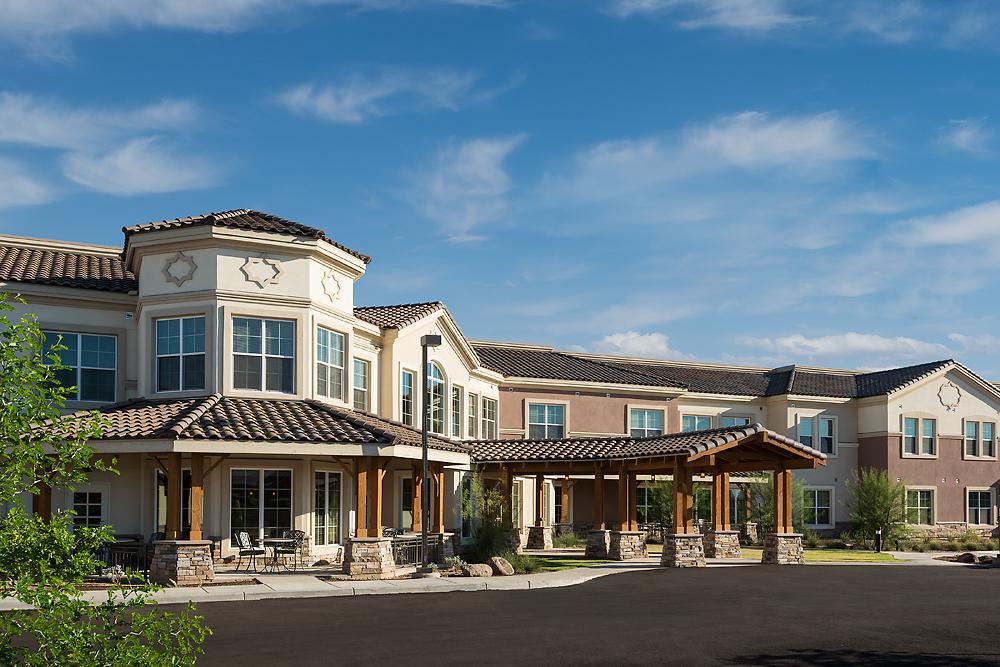 Assisted Living Peoria Az A True Home At Morningstar At Arrowhead