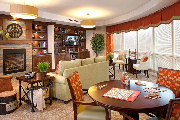 Living Room Sets Colorado Springs assisted living memory care – morningstar at bear creek