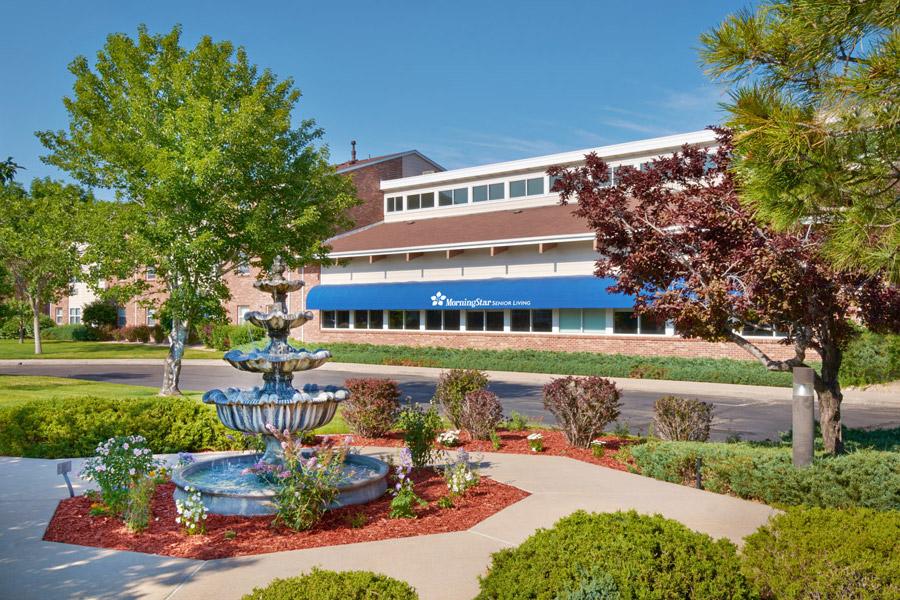 Senior Living Denver Co First Choice Is Morningstar At Dayton Place