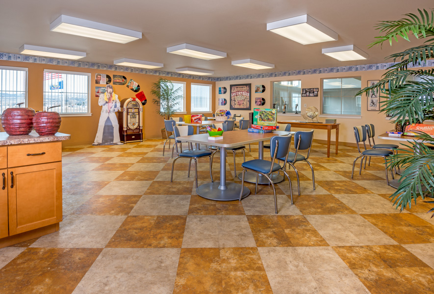Gallery morningstar of idaho falls assisted living for Activity room