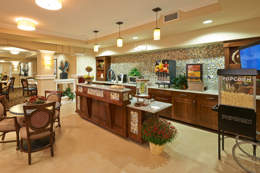 Senior Living Colorado Springs