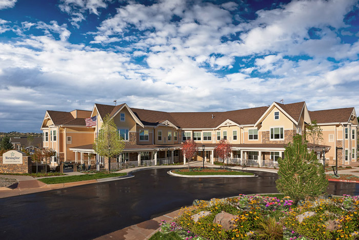 assisted living colorado springs morningstar at mountain shadows
