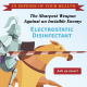 Our Sharpest Weapon: Electrostatic Disinfectant
