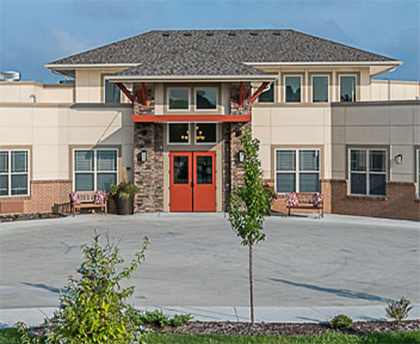 Senior Living West De Moines IA