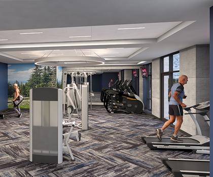 Hillsboro Fitness Room