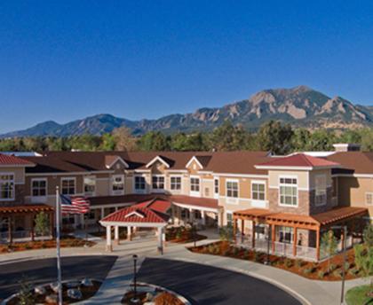 Retirement Communities Boulder CO