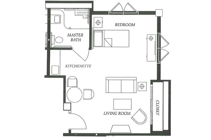 Floor Plan Studio Option 2