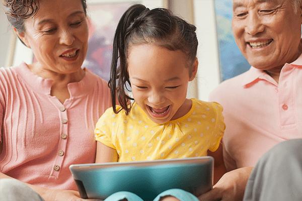 Children Need Grandparents